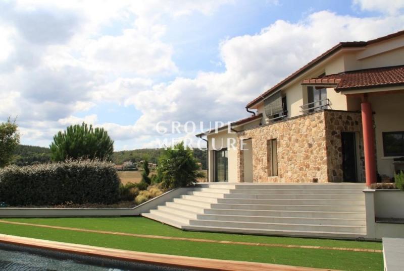 Vente de prestige maison / villa Peaugres 960000€ - Photo 2
