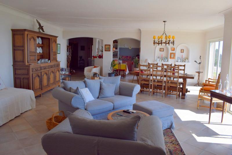 Revenda residencial de prestígio casa Seillans 580000€ - Fotografia 14