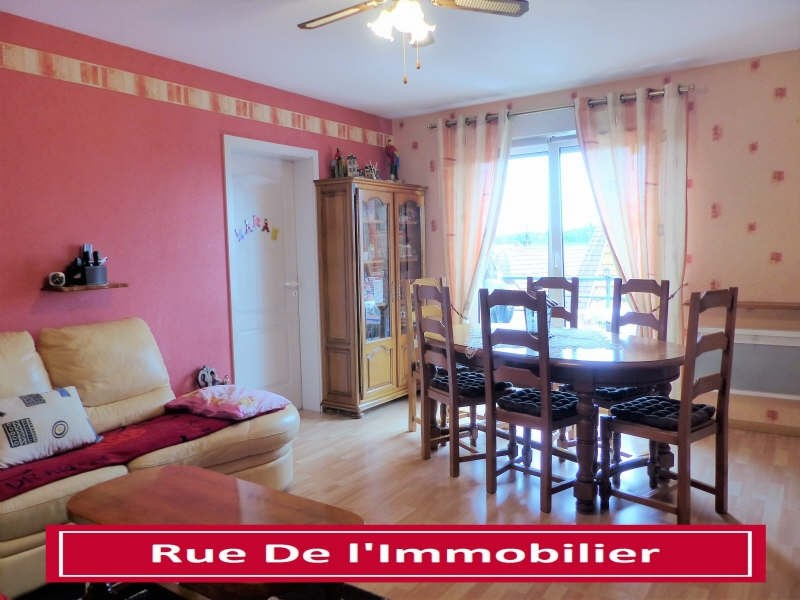 Sale apartment Schweighouse sur moder 160 000€ - Picture 4