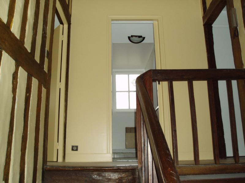 Rental apartment Honfleur 477€ CC - Picture 1