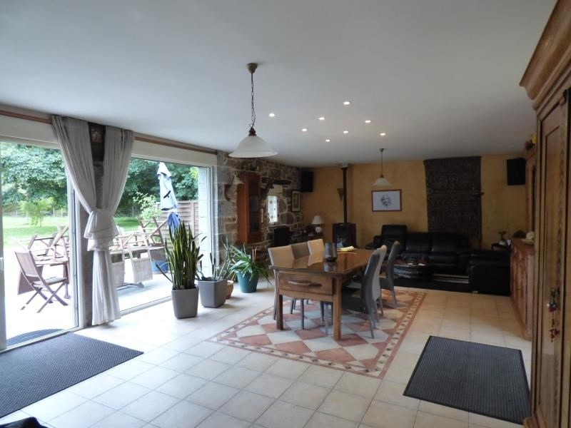 Sale house / villa Begard 376 200€ - Picture 2