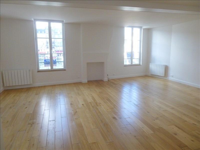 Deluxe sale apartment Honfleur 315000€ - Picture 2