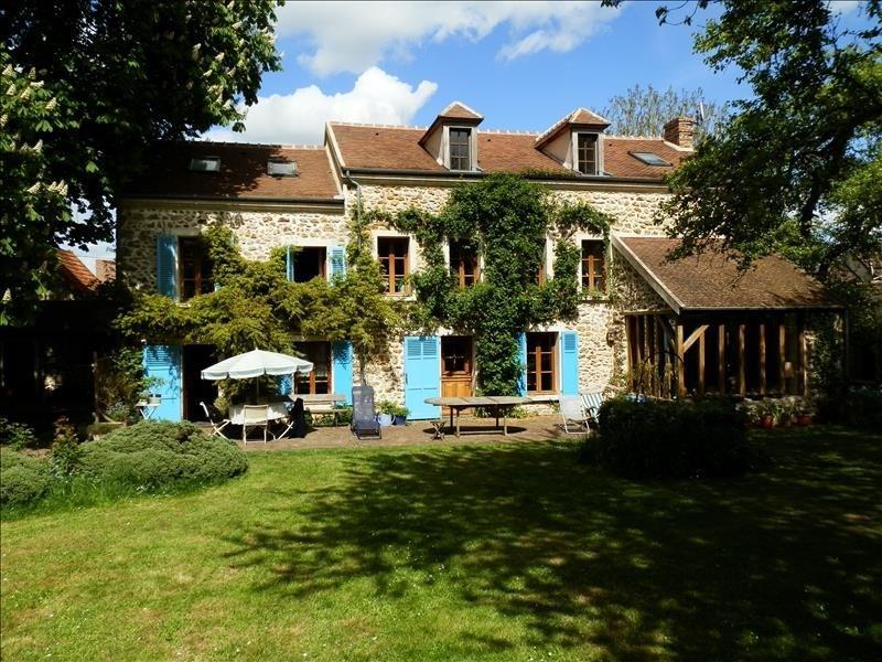 Venta de prestigio  casa Le mesnil st denis 1295000€ - Fotografía 1