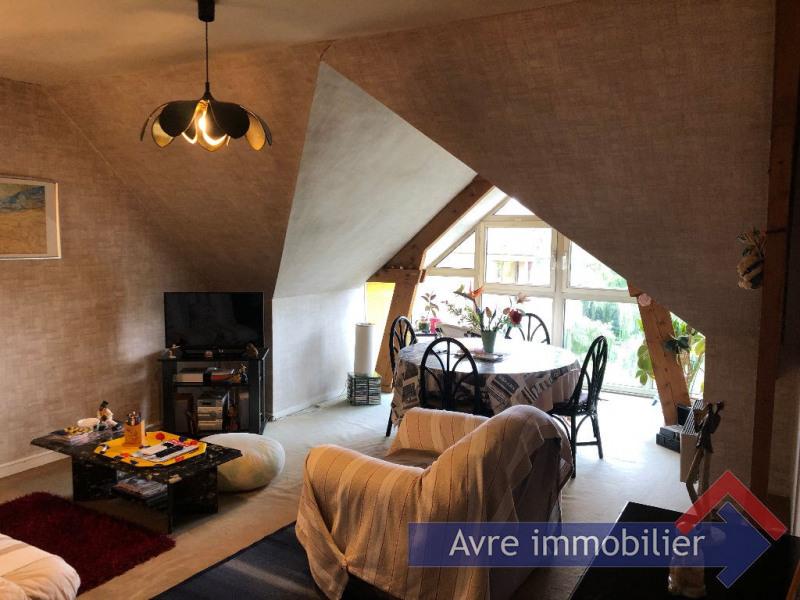 Sale apartment Verneuil d'avre et d'iton 82000€ - Picture 1