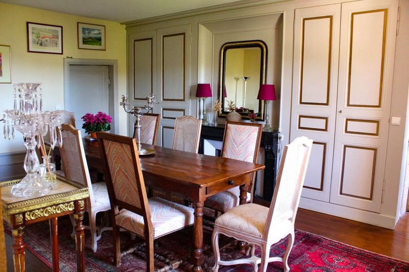 Deluxe sale house / villa Cogny 740000€ - Picture 9