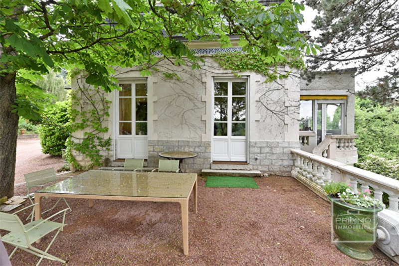 Deluxe sale house / villa Saint cyr au mont d or 2 400 000€ - Picture 2