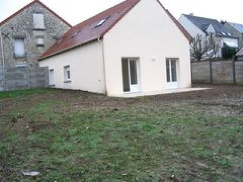 Rental house / villa Boutigny 1 114€ CC - Picture 2
