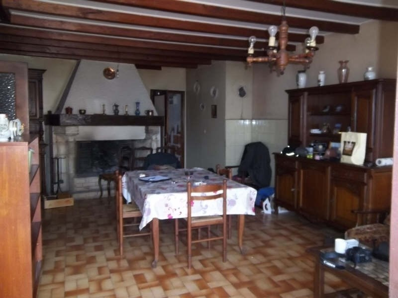 Vente maison / villa Lussac les chateaux 39500€ - Photo 2