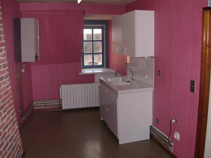 Rental apartment Aire sur la lys 355€ CC - Picture 3