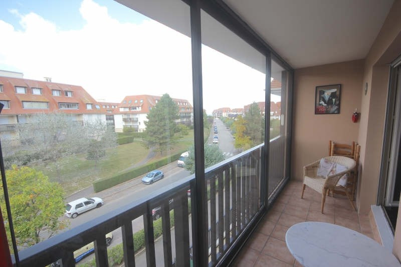 Sale apartment Villers sur mer 85 500€ - Picture 1