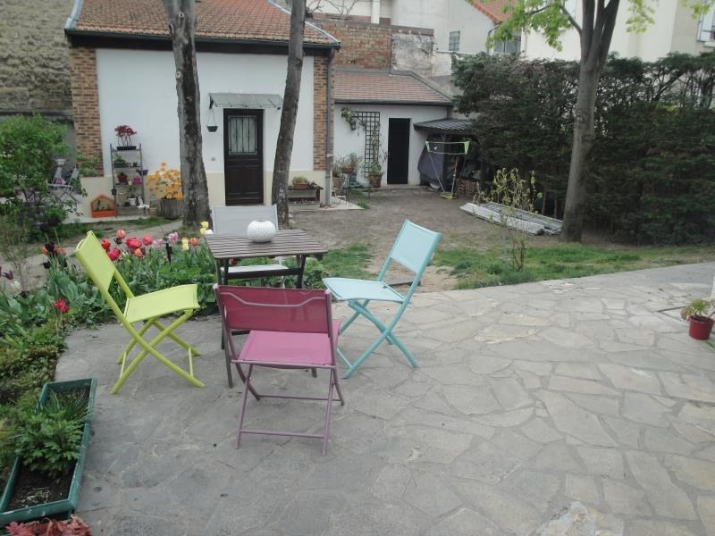 Deluxe sale house / villa Colombes 1245000€ - Picture 2