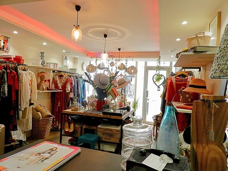 Location boutique Paris 11ème 1 400€ HT/HC - Photo 1