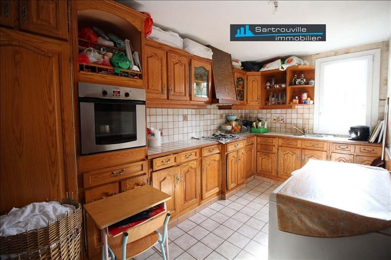 Sale apartment Sartrouville 213 000€ - Picture 2