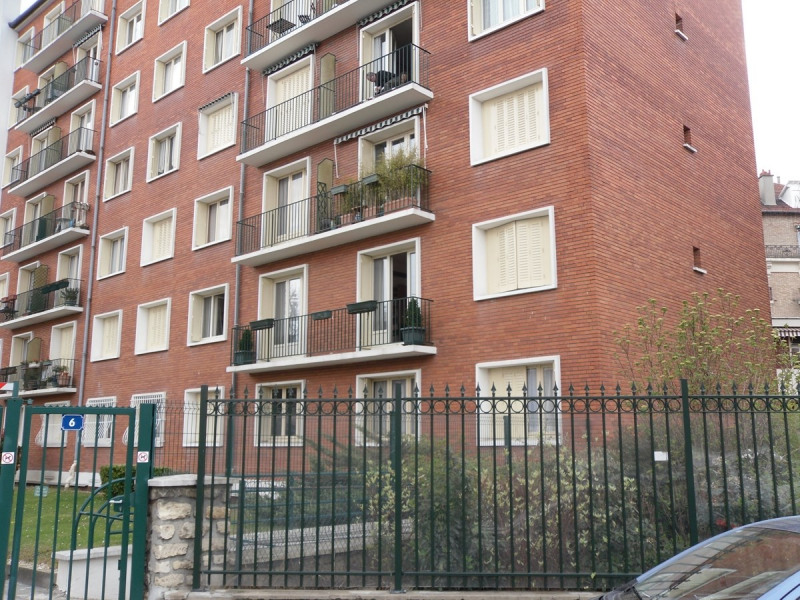 Rental apartment La garenne colombes 640€ CC - Picture 1