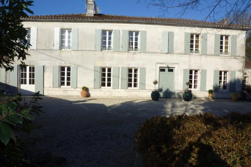 Sale house / villa Nercillac 498000€ - Picture 1