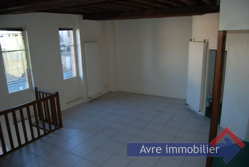 Rental apartment Verneuil d'avre et d'iton 369€ CC - Picture 2