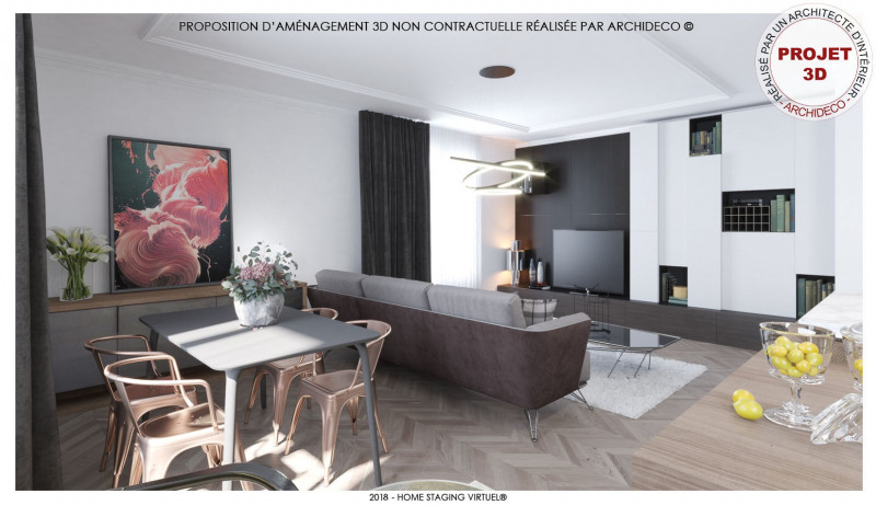 Sale apartment Sorgues 75 000€ - Picture 14