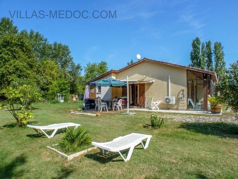 Vente maison / villa Jau dignac et loirac 158000€ - Photo 3