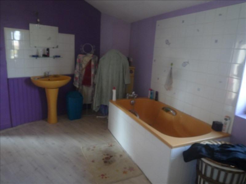 Vente maison / villa St martin de st maixent 106000€ - Photo 7