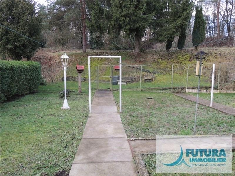 Vente maison / villa Forbach 108000€ - Photo 9