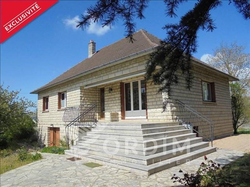 Vente maison / villa Beaulieu sur loire 129800€ - Photo 1