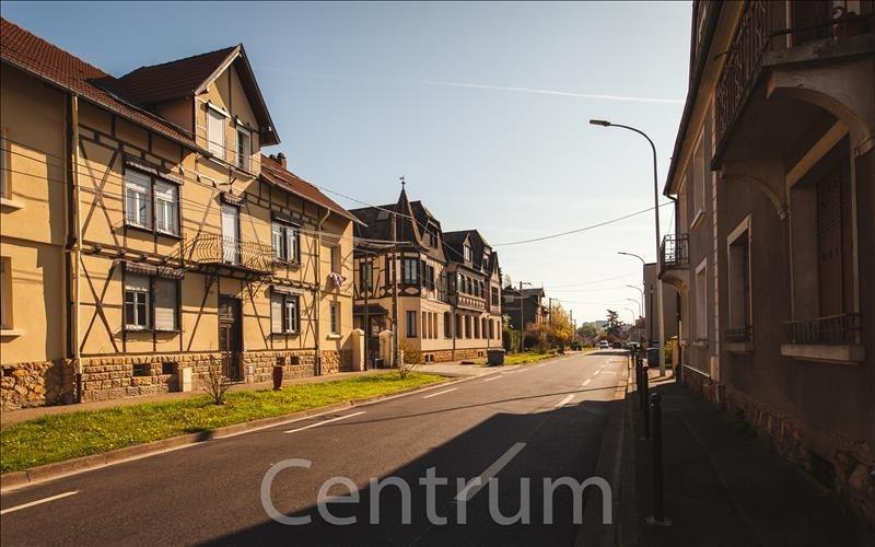 Vendita appartamento Metz 207000€ - Fotografia 2