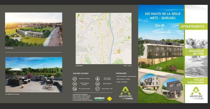 Vente neuf programme Metz  - Photo 4