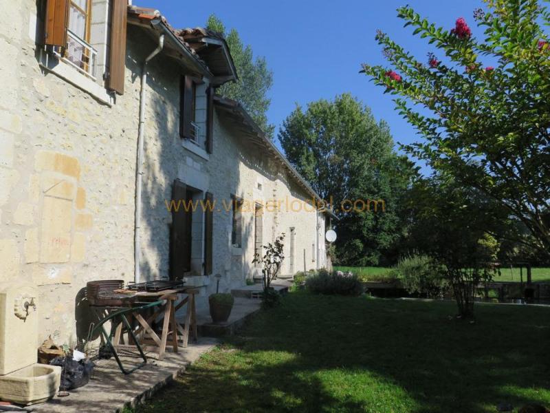 Vitalicio  casa La chapelle-grésignac 122300€ - Fotografía 14