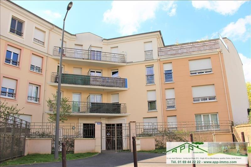Vente appartement Vigneux sur seine 159000€ - Photo 1
