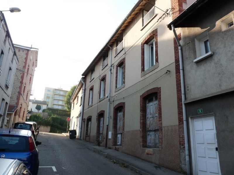 Investment property building Ricamarie (la) 138 000€ - Picture 2