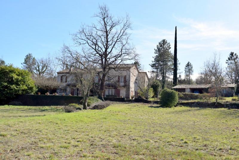 Venta de prestigio  casa Fayence 1260000€ - Fotografía 39