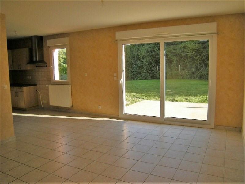 Rental house / villa Montrevel-en-bresse 758€ CC - Picture 3