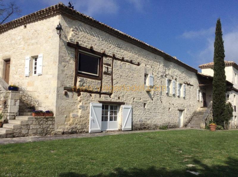 Life annuity house / villa Montcuq 190000€ - Picture 2