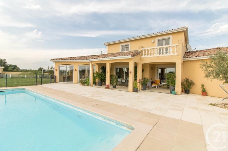 Sale house / villa Fontenilles 470000€ - Picture 1