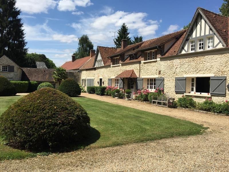 Deluxe sale house / villa Montfort l amaury 1460000€ - Picture 1