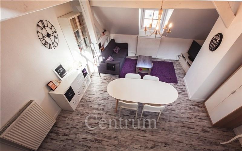 Verkoop  appartement Metz 244900€ - Foto 4