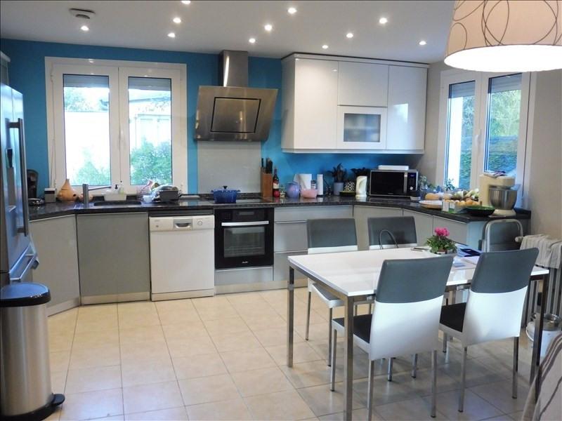 Vente maison / villa Villemomble 485000€ - Photo 2
