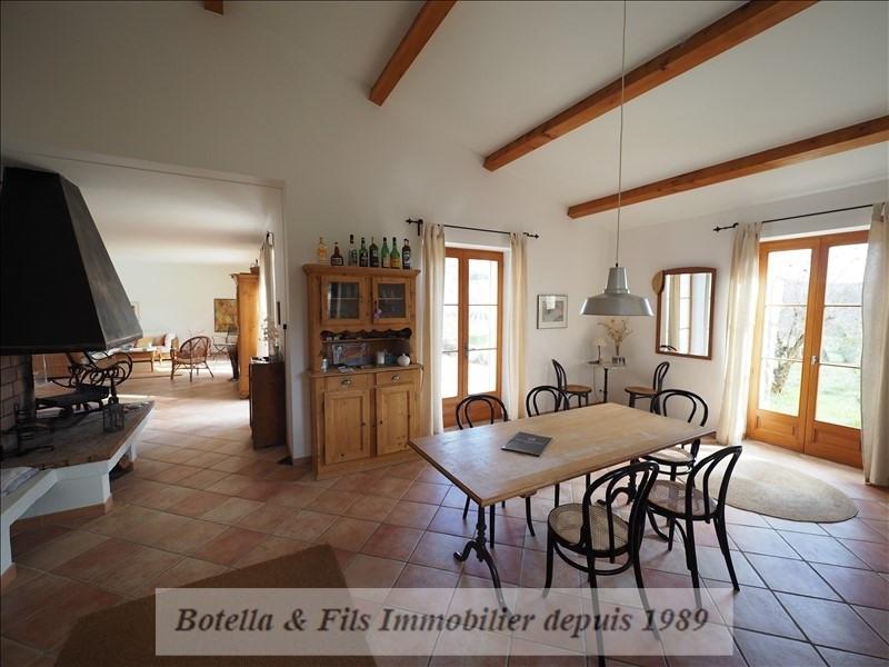 Immobile residenziali di prestigio casa Goudargues 526000€ - Fotografia 4