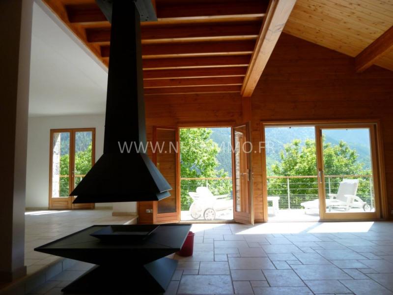 Venta de prestigio  casa Saint-martin-vésubie 595000€ - Fotografía 3
