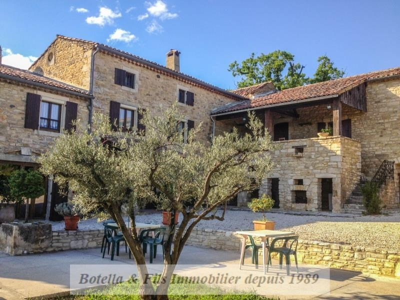 Deluxe sale house / villa Uzes 1 685 000€ - Picture 17