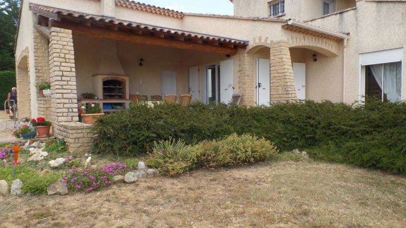 Vente maison / villa Saint-remèze 450000€ - Photo 1