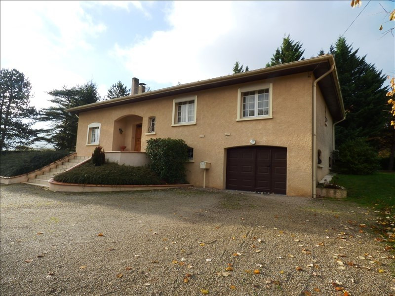 Sale house / villa Environs de mazamet 287000€ - Picture 1