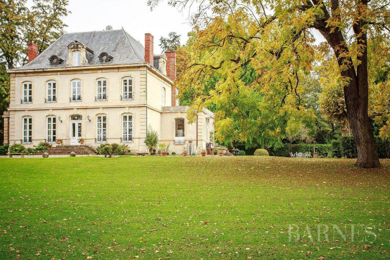 Deluxe sale house / villa Chasselay 2 000 000€ - Picture 1