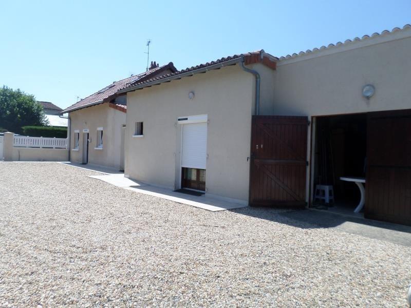 Vente maison / villa Chapelle viviers 147500€ - Photo 1