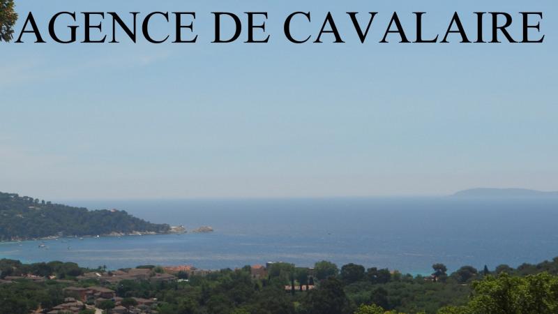 Sale house / villa Le lavandou/ cavalière 1700000€ - Picture 1