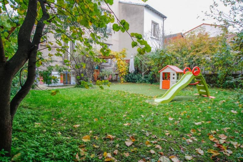 Appartement avec jardin Asnières Sur Seine 4 pièce (s) 73 m²