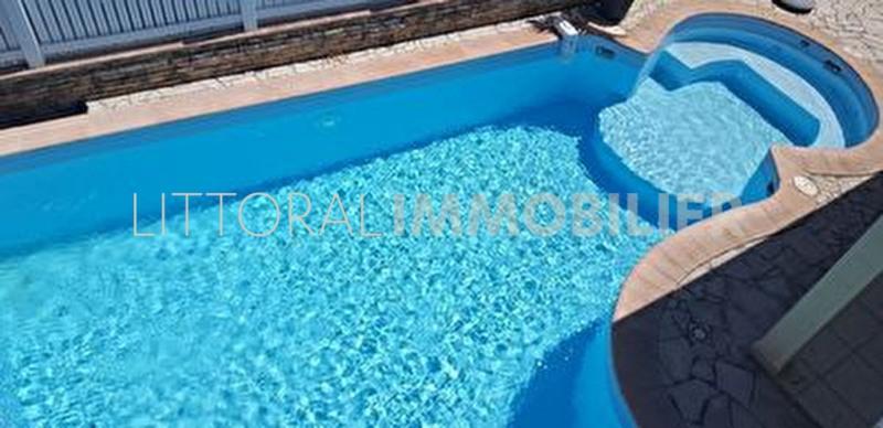 Vente de prestige maison / villa L etang sale les bains 595000€ - Photo 1