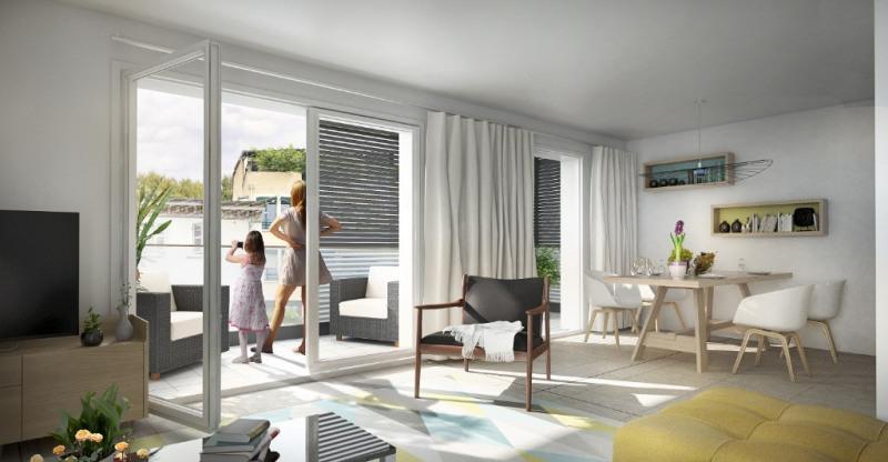 Sale apartment Charbonnieres les bains 290500€ - Picture 2