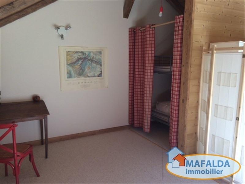 Rental apartment Mont saxonnex 690€ CC - Picture 5