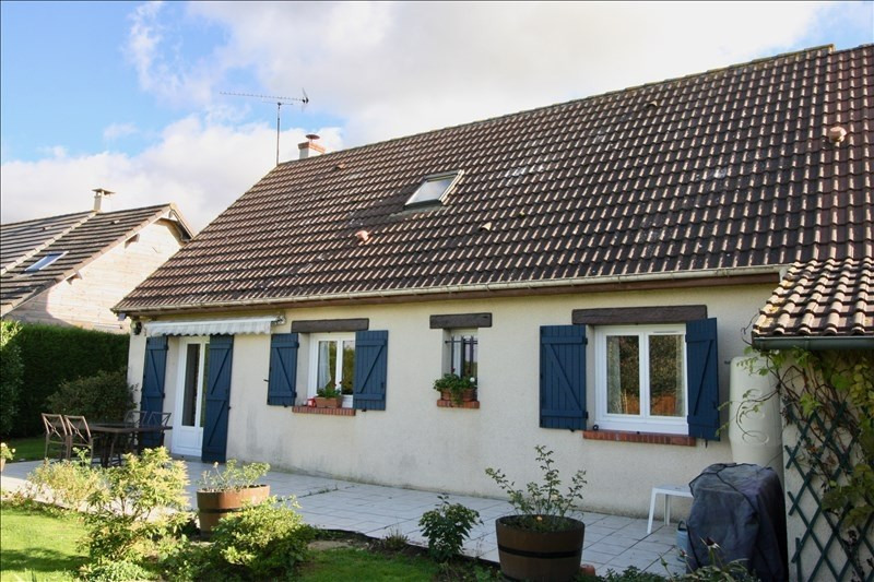 Sale house / villa Breteuil sur iton 179000€ - Picture 1